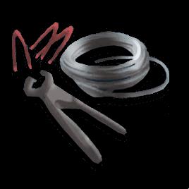 Инструменты для ловушек из Империи Паззов