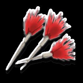 Ядовитые дротики из Империи Паззлов