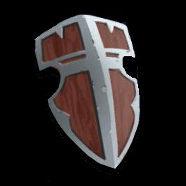 Крепкий щит из Империи Паззлов