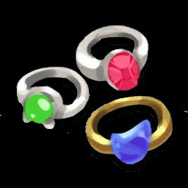 Мистические кольца из Империи Паззов